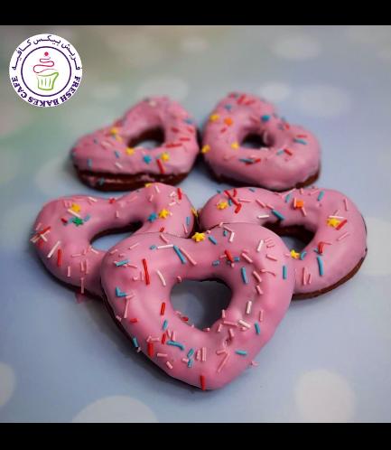 Donuts - Heart Shaped