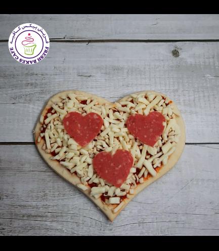 Pizza - Heart 01