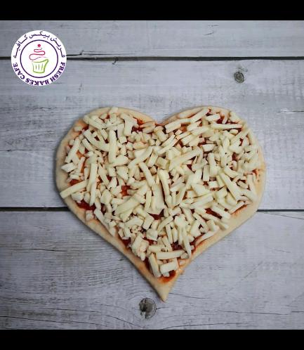 Heart Themed Pizza 02