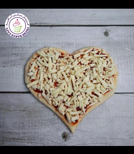 Pizza - Heart 02