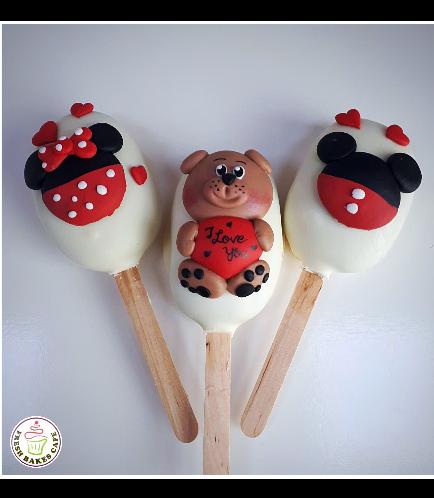 Valentine's Themed Popsicakes 01