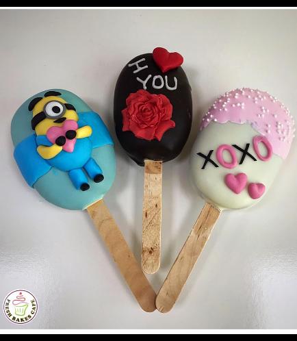 Popsicakes - Minion & Love