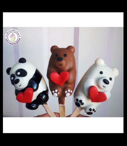 Popsicakes - Bare Bears