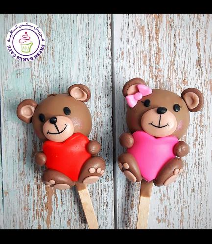 Popsicakes - Bears - Boy & Girl