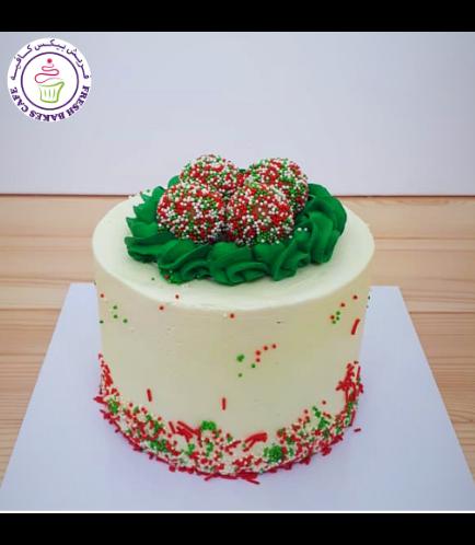 Cake - Dessert - Funfetti Cake - Cake Pops