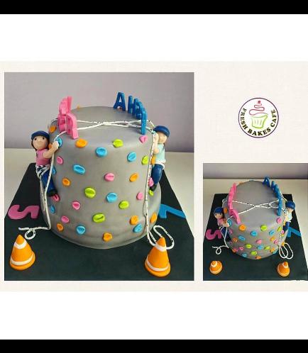 Cake - Wall Climbing 01a