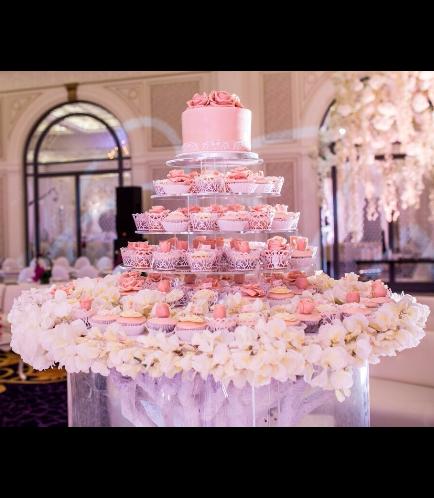Cake & Cupcakes - Flowers 01b
