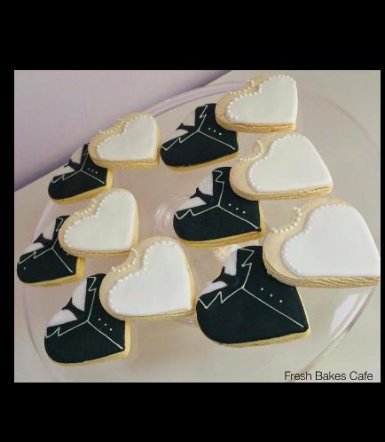 Cookies - Wedding Dress & Suit 01