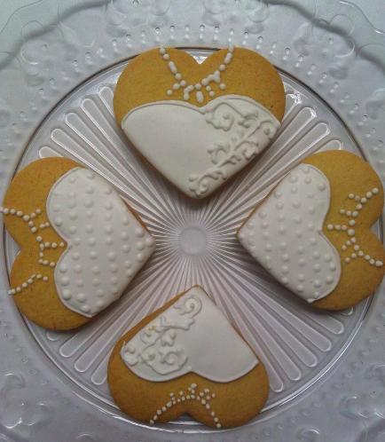 Cookies - Wedding Dress