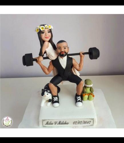 Wedding Themed Figurines
