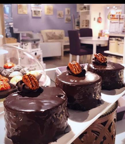 Brownie- Choco-Walnut