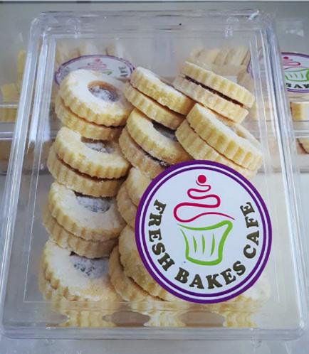 Sable Cookies Box