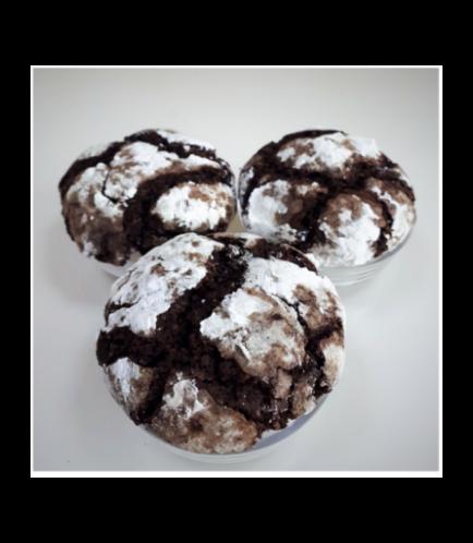 Cookies-Chocolate Crackle