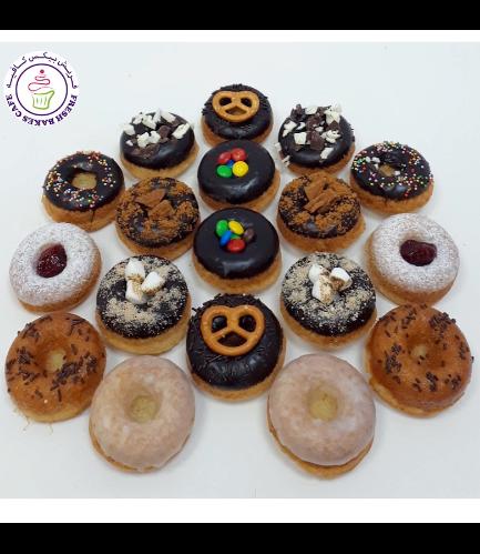 Mini Donuts - Assorted