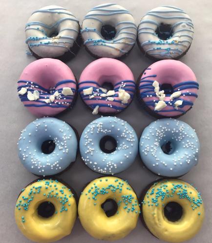 Mini Donuts - Colorful 01