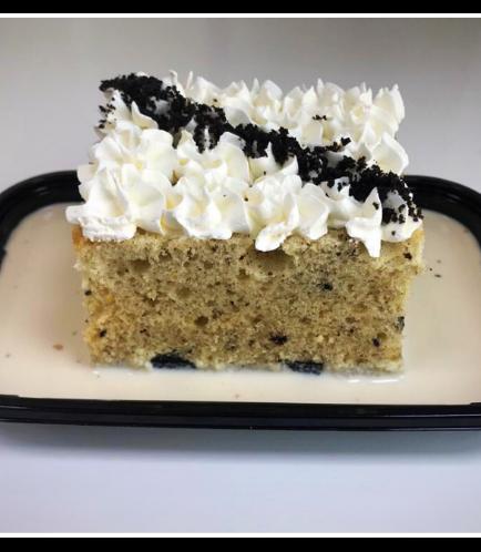 Milk Cake - Cookies & Cream