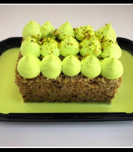 Milk Cake - Pistachio
