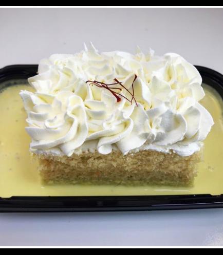 Milk Cake - Saffron