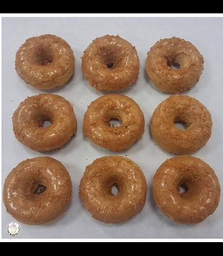 Lotus Biscoff Donuts