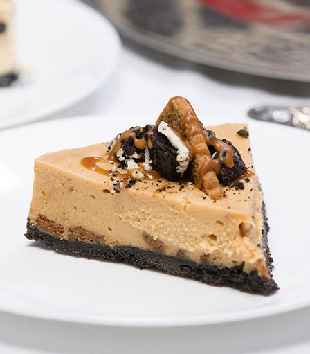 Cheesecake Slice-Lotus Biscoff